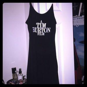 "O-mighty, ""tim burton"" dress, black"